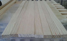 Chile Pine Clear Cut To Stock